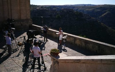 A Matera con UnoMattina per celebrare i 50 anni dall'allunaggio