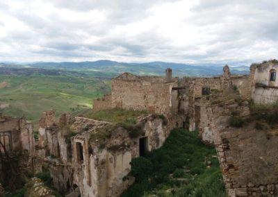 Visitare la Basilicata - Craco, il paese fantasma