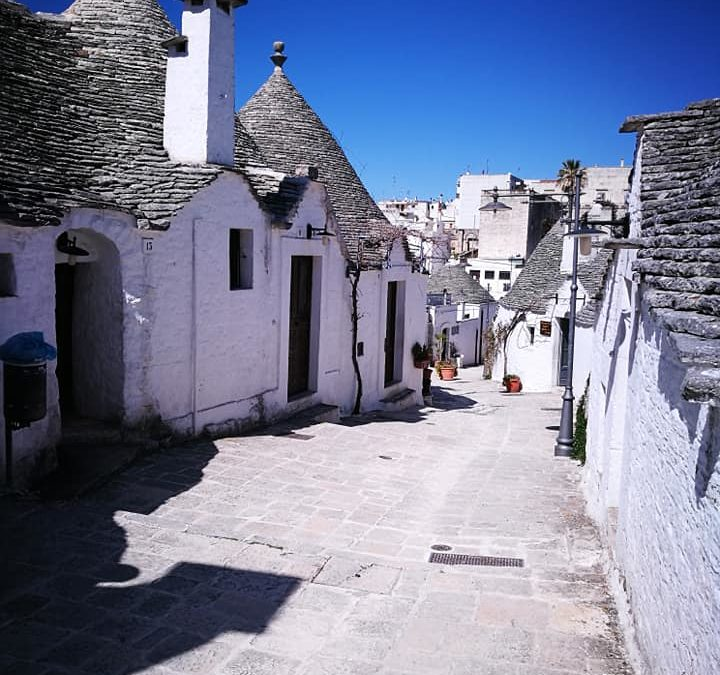 Da Matera ad Alberobello attraverso la campagna pugliese